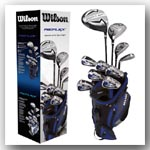 Wilson Reflex Golf Package Set
