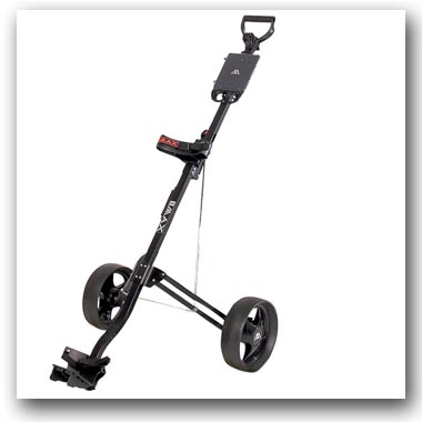 Big Max two wheel trolley