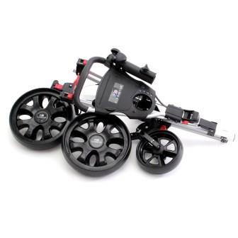US Kids 3 Wheel Trolley