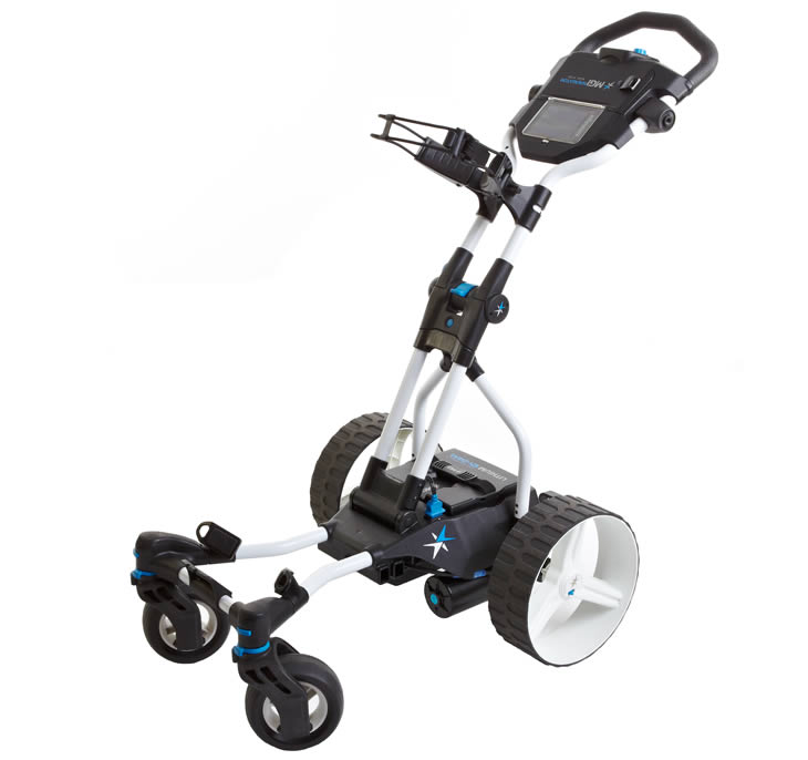 Big Max Navigator Electric Trolley