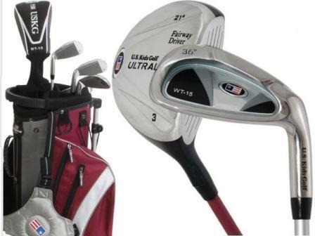 Us Kids Ex-Demo UL48 Golf Set