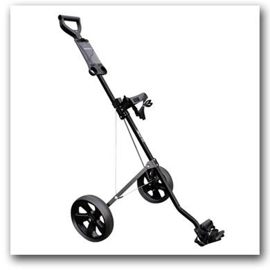 Masters 1 Series Golf Trolley-Black