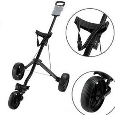 Ben Sayers 3-Wheeled Golf Trolley