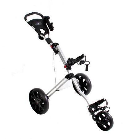 U.S.Kids Golf Junior 3 Wheel Push Trolley