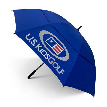 U.S. Kids 64 in. UPF Umbrella Blue