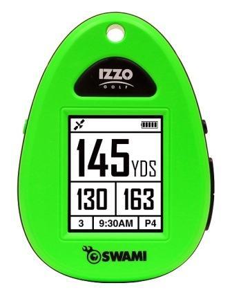 Izzo Swami Sports Golf GPS