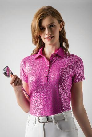 Glenmuir Anastasia Performance Golf Polo Shirt