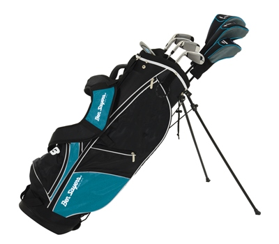 Ben Sayers M8 Ladies/Youths 8 Club Stand Bag Set