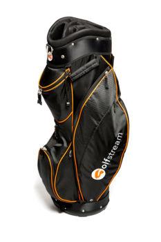 Golfstream Luxury 11-Way Divider Cart Bag