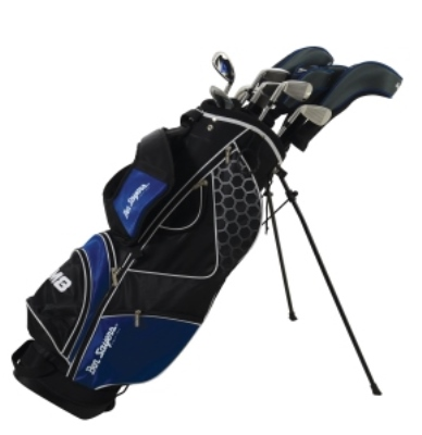 Ben Sayers M8 Package Stand Bag Set All Graphite