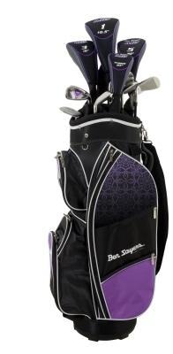 Ben Sayers M8 Ladies Package Cart Bag Set