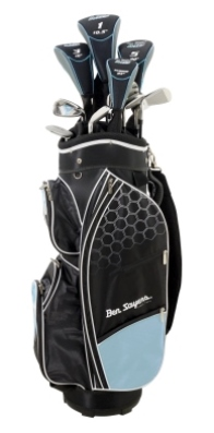 Ben Sayers M8 Youths Package Cart Bag Set