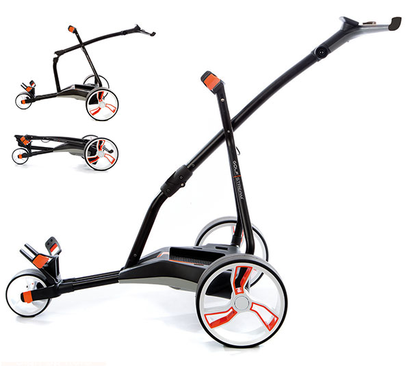 Golfstream Vision Electric Golf Trolley Trolley Only