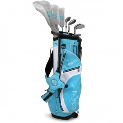 US Kids Ladylight Golf Package Set