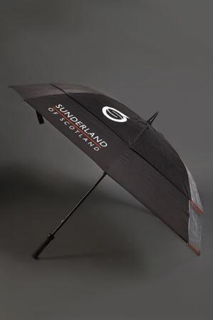 Sunderland Double Canopy Lightweight Golf Umbrella