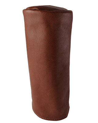 Tan Leather Head Cover