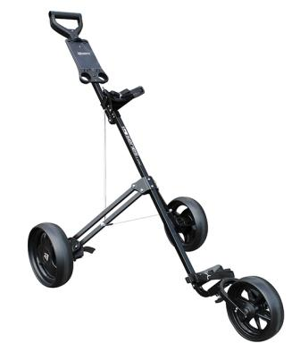 Masters 1 Series 3 Wheel Push Golf Trolley