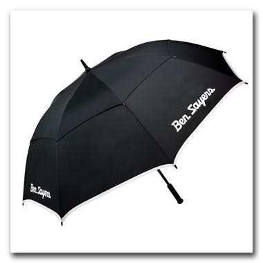 Ben Sayers Double Canopy Umbrella