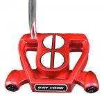 Ray Cook Silver Ray 550 Putter Red