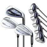 USKids Tour Series TS57 8 Iron Set Graphite Shafts