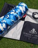 Blue Camo Head Cover