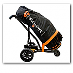 Golfstream Securitee Locking Bag Hood