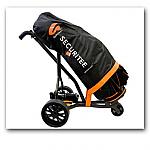 Golfstream Securitee Locking Bag Hood