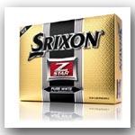 Srixon Z Star Pure White
